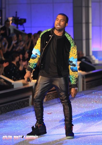 Kanye West's Egotistical Funeral