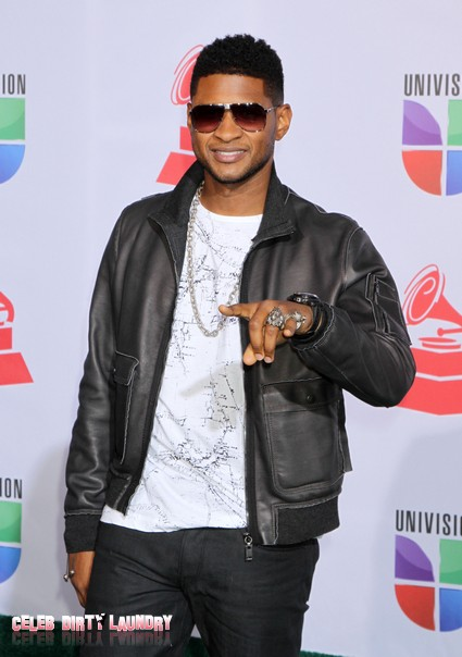Tameka Raymond Will Do Anything To Destroy Usher - Demands Drug Test