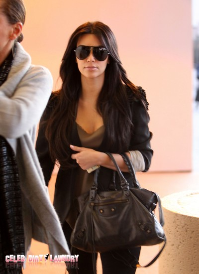 Kim Kardashian Blames Kris Humphries For Her Childless Life