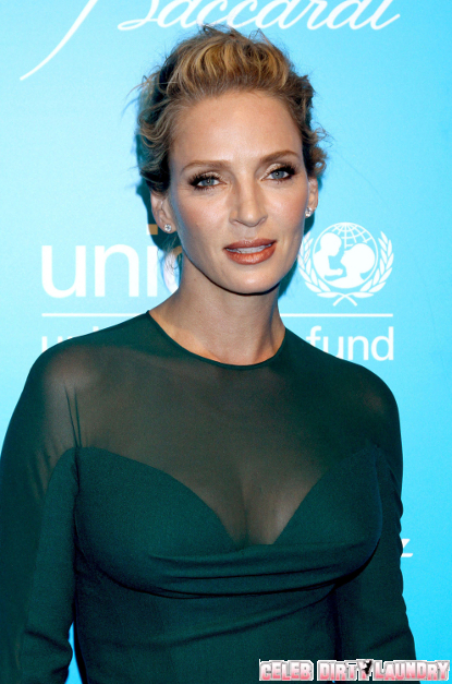 Uma Thurman Joins the Cast of Smash