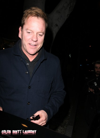 Untouchable Kiefer Sutherland Returns to Primetime