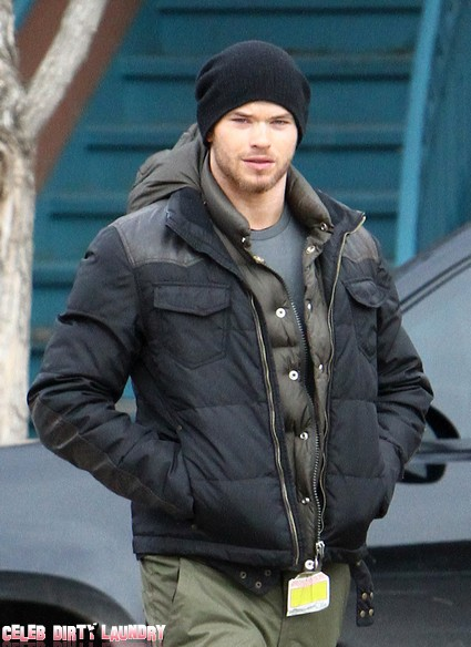 Twilight's Kellan Lutz Wanted To Be In The Hunger Games