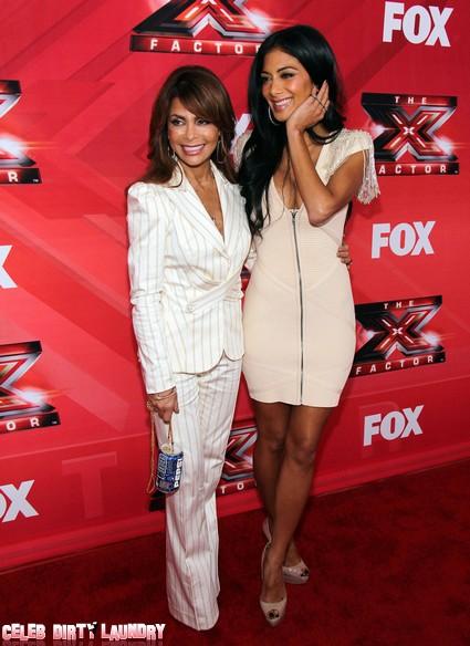 Paula Abdul, Nicole Sherzinger And Steve Jones Get The Boot From The X Factor USA