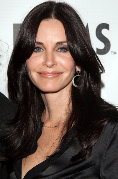 Despite Affair Rumors, Courteney Cox Claims She Hasn't Slept With Anyone Since David Arquette