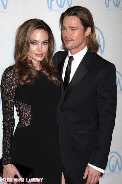 Angelina Jolie Is 'Still A Bad Girl' According To Brad Pitt