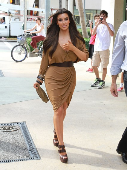 Kim Kardashian Has The World's Best Ass