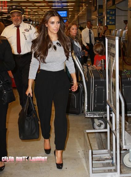 Kim Kardashian Gets Another NFL Star Boyfriend