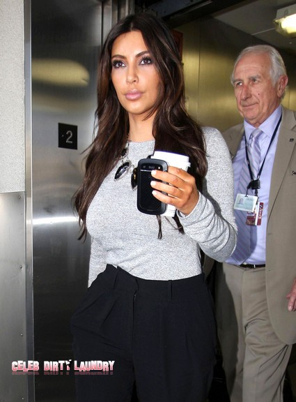 Kim Kardashian Desperate To Keep Her Divorce Off Camera And Out Of Court
