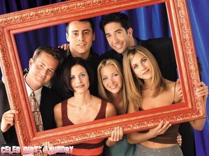 Jennifer Aniston Says Friends Movie Won't Work