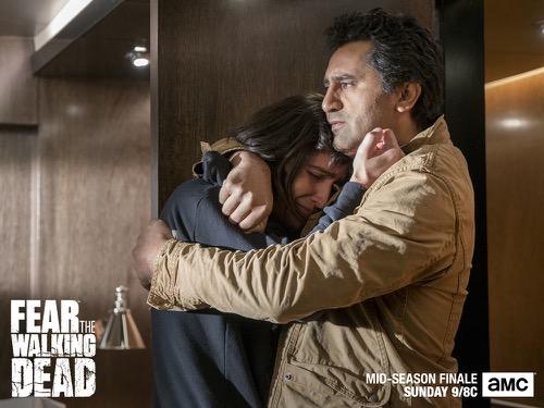 """Fear The Walking Dead Spring Finale Recap 5/22/16: Season 2 Episode 7 """"Shiva"""""""