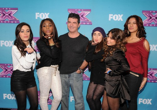 """Fifth Harmony Sings """"Anything Could Happen"""" The X Factor 12/19/12 (Video)"""
