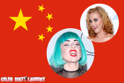 China On The Verge Of Banning Katy Perry And Gaga Songs?