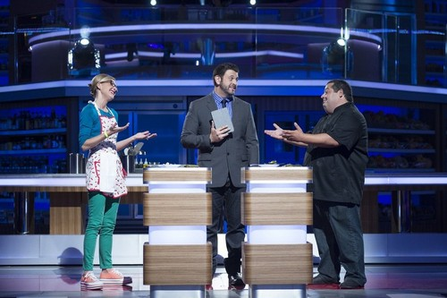 "Food Fighters Detailed Recap: Season 1 Episode 4 ""Nick Evans"" 8/12/14"