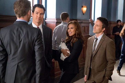 "Franklin & Bash Recap 8/20/14: Season 4 Episode 2 ""Kershaw vs. Lincecum"""
