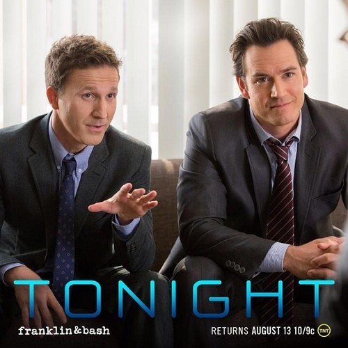 "Franklin & Bash Recap 8/13/14: Season 4 Premiere ""The Curse of Hor-Aha"""