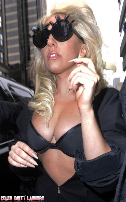Did Lady Gaga Get A Boob Job? (Photo)
