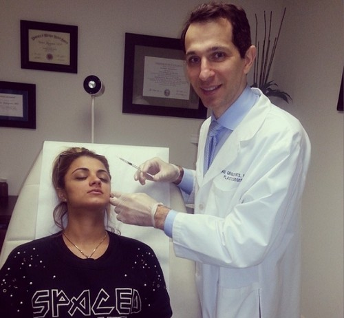 Shahs of Sunset Star GG Addicted To Plastic Surgery and Botox