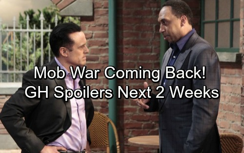 General Hospital Spoilers: Next 2 Weeks - Nathan and Spinelli's Showdown Shocking End – Brick Alerts Sonny to Big Danger