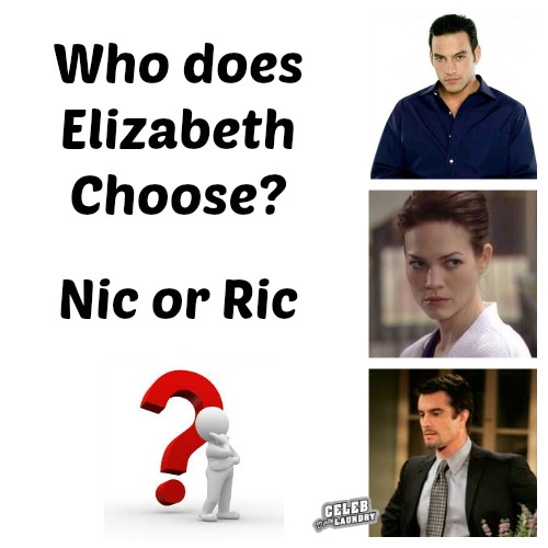 General Hospital Spoilers: Nikolas and Ric Both Want Elizabeth - Can Ric Be Trusted - How Will Liz Choose?