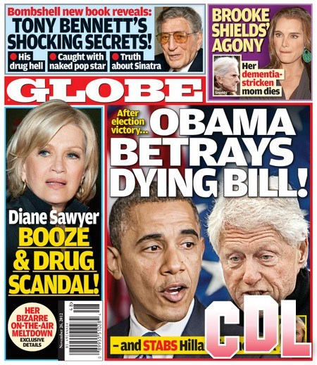 GLOBE: Diane Sawyer's Booze and Drug Scandal Exclusive Details!