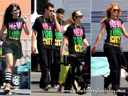 Glee Cast Heading to New York City!