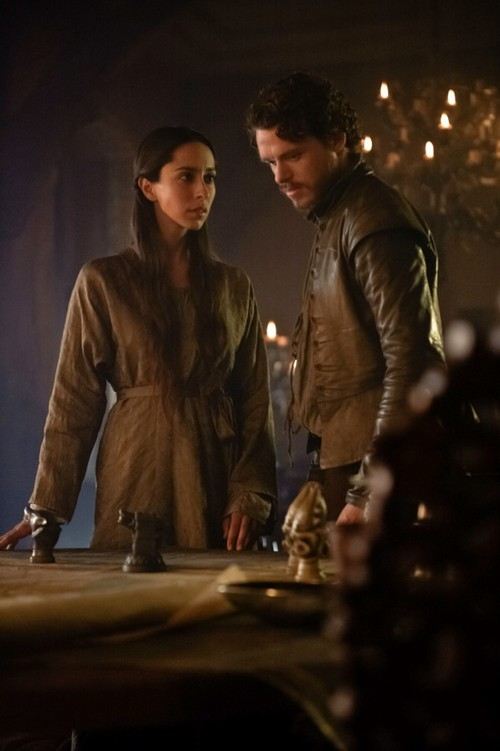 """Game Of Thrones RECAP 4/28/13: Season 3 Episode 5 """"Kissed by Fire"""""""