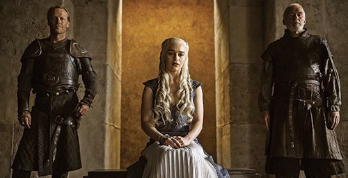 "Game Of Thrones Spoilers Season 4 Episode 5 ""First of His Name"" Sneak Peek Video"