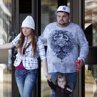 Amber Portwood and Gary Shirely Faking Violence For Money