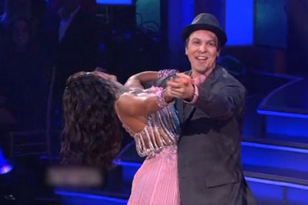 Gavin Degraw Dancing With The Stars Tango Performance Video 4/9/12