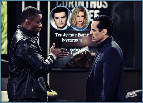 General Hospital Spoiler: Sonny's Brother Ric Lansing The Jerome Family's Secret Investor?