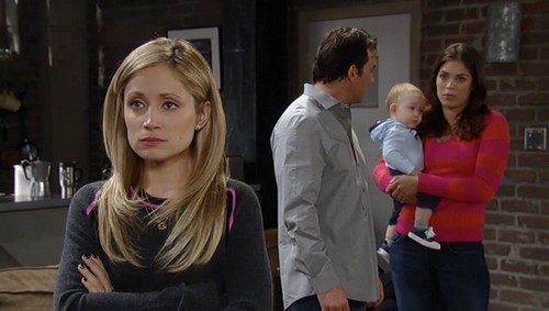 General Hospital Spoilers Feb 10-14: The Truth About Britt's Baby Comes Out and Mob War Escalates This Week on GH (VIDEO)