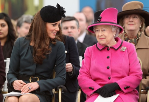 Queen Elizabeth Refuses to Give Kate Middleton a Sash Because of Poor Work Ethic?