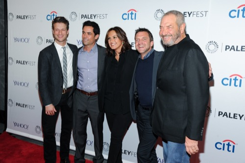 Brooke Shields Joins Law & Order: SVU Season 19 In Mystery Role