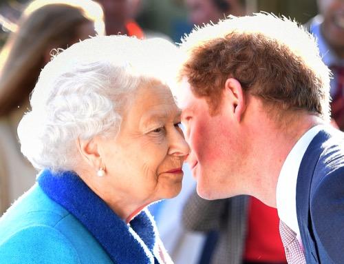 Queen Elizabeth Worried Prince Harry Abandoning Royal Duties For Girlfriend Meghan Markle