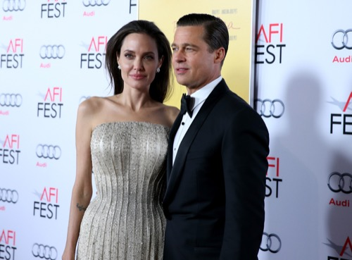 Angelina Jolie's Latest PR Move: Hands-On 'Fun' Mom In Carefully Orchestrated Image