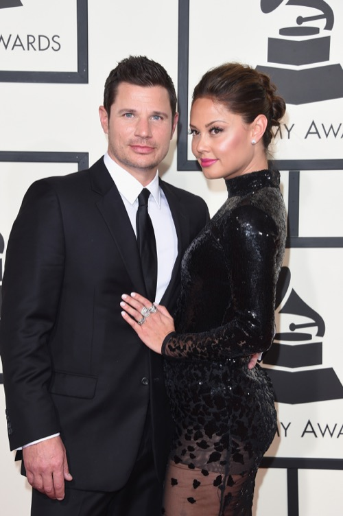Dancing With the Stars Season 25 Nick And Vanessa Lachey Are So Competitive, They Won't Rehearse At Home