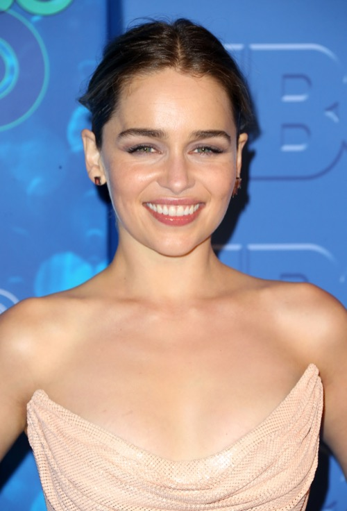Emilia Clarke Dyed Her Hair Blonde For 'Game Of Thrones' And It's Kind Of A Big Deal
