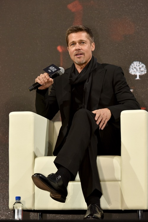 Brad Pitt Refuses Angelina Jolie Reunion: Never Ever Getting Back Together