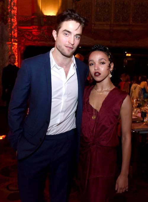 FKA Twigs Dumps Robert Pattinson For Model Brieuc Breitenstein: Engagement Cancelled
