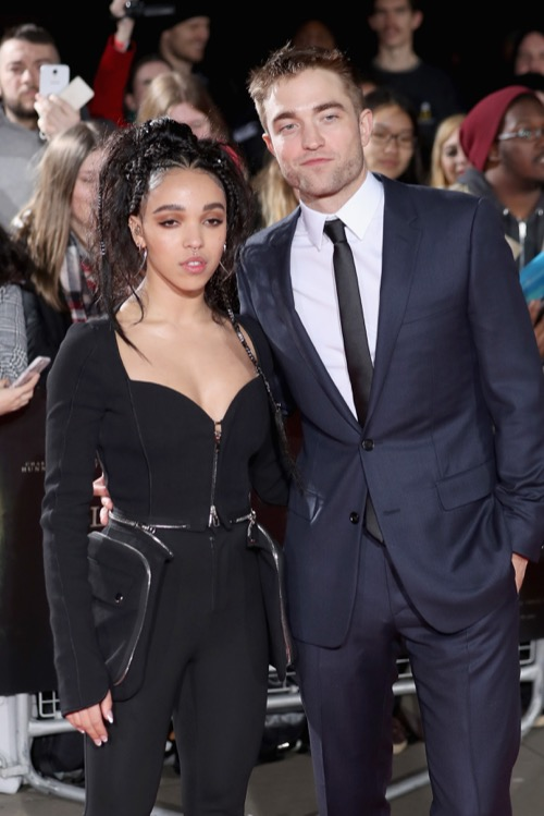 Robert Pattinson Hints Strongly At Relationship Trouble With FKA Twigs
