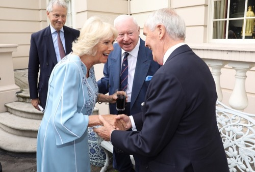 Are Prince William and Kate Middleton Invited To Camilla Parker-Bowles Star-Studded 70th Birthday Bash?