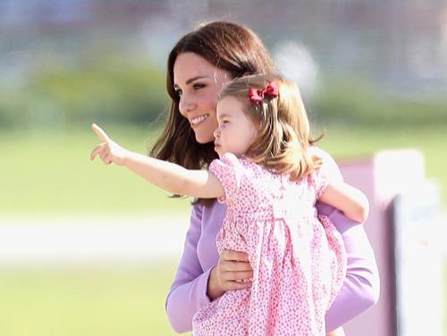 Kate Middleton's Secret Relationship With Princess Diana's Sister Lady Sarah McCorquodale Revealed