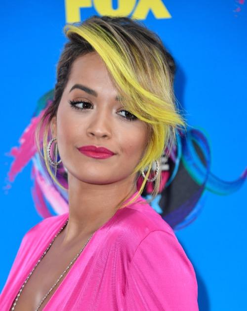 Rita Ora And Cara Delevingne Together Again At London Fashion Week Event