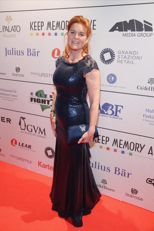 Sarah Ferguson Dating Ex Manuel Fernandez: Prince Andrew Reunion No Longer in The Cards
