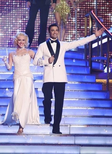 Gilles Marini Dancing With the Stars All-Stars Jive Performance Video 10/01/12