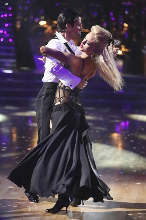 Gilles Marini Dancing With the Stars All-Stars Bollywood Performance Video 10/15/12