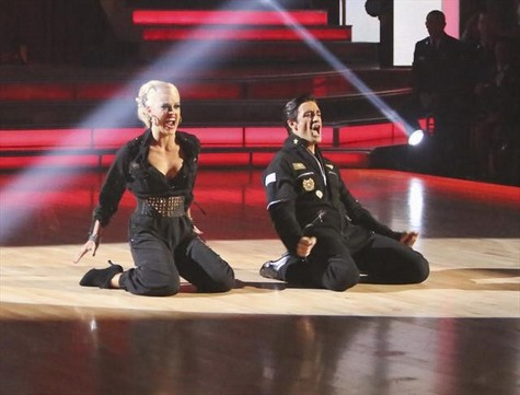 Gilles Marini Eliminated From Dancing With The Stars All-Stars 11/13/12 (Video)