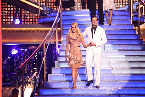 Gilles Marini Dancing With the Stars All-Stars Quickstep  Performance Video 11/12/12
