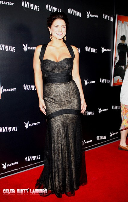 'Haywire' Promises Lots Of Action With Break-Out Star Gina Carano