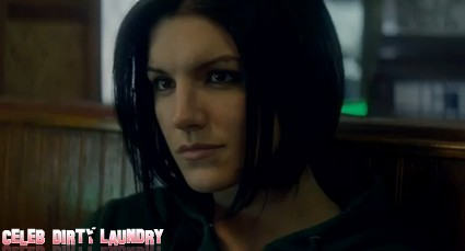 Gina Carano Admits To Voice Altering For Her Role In 'Haywire' (Audio)